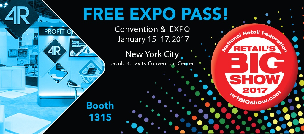 Free Expo Pass to Retail's Big Show 2017