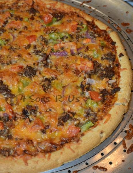 Roadhouse Pizza