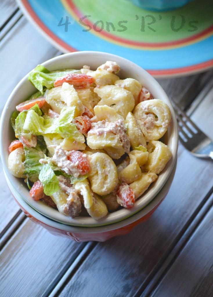 BLT Tortellini Salad 3