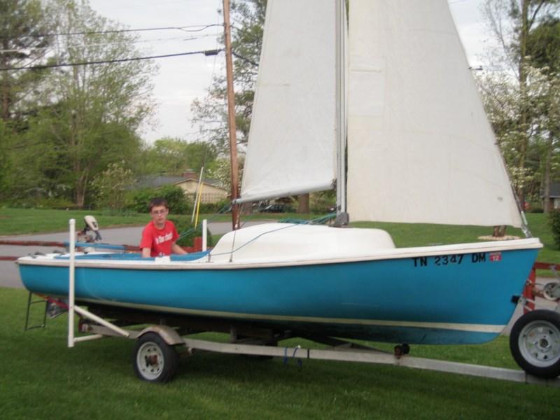 Kylan the skipper