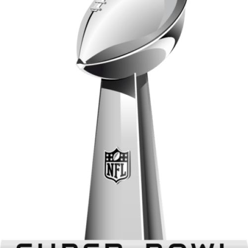 Image result for super bowl trophy