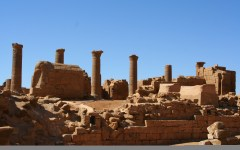 Exclusive: Sudan World Heritage Sites