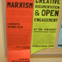 """""""Revolutionary Marxism"""" Course Offered At PSU"""