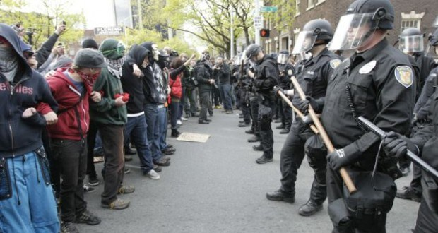 seattle may day