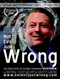 Not Evil Just Wrong Movie Poster