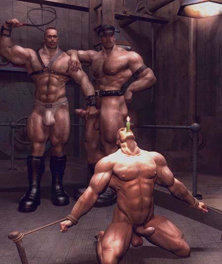 gay twink bondage