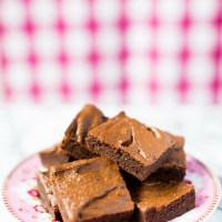 Brownies / Brownie Paleo LCHF Glutenfria