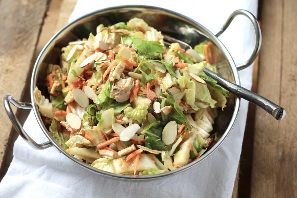 Summer Asian BBQ Salad