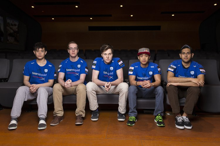 Team Liquid - Portrait