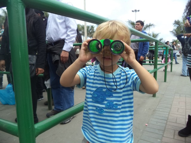 Ready for some animal spotting at Lima Zoo!