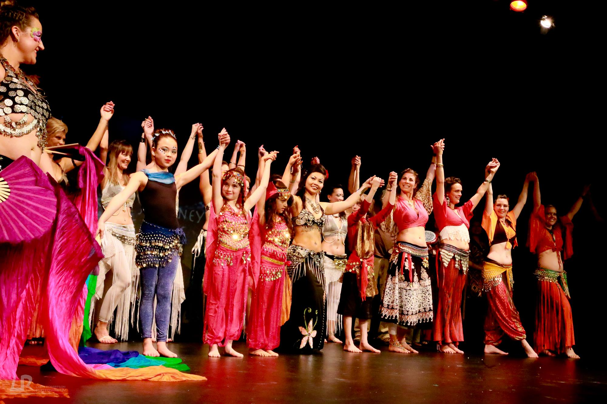 Water, Earth, Wind and Fire Dance & Music Production-Oct 2014