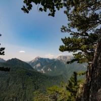 Bosnia: Sutjeska National Park - the roadtrip begins