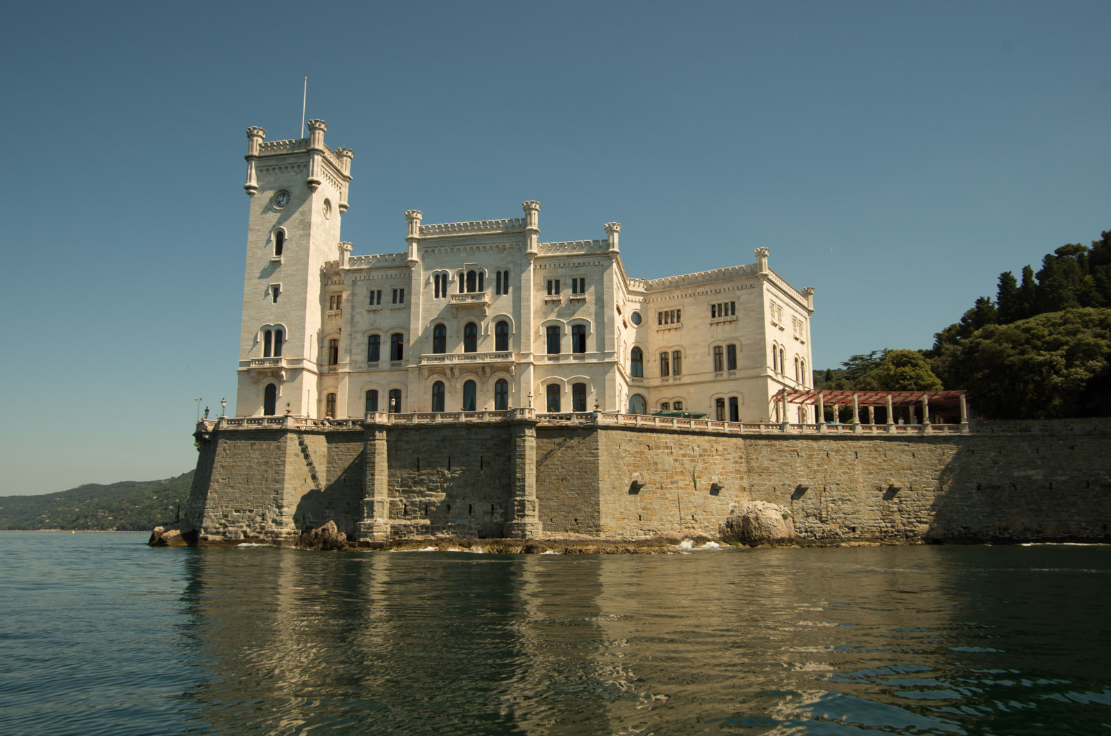 Trieste – city of wind