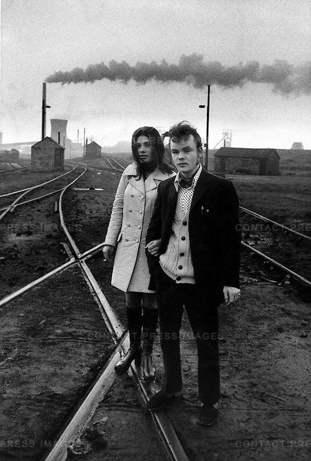 lone-light:Consett, County Durham, Great Britain, 1974 © Don McCullin Contact Press Images