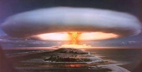 speeding54:  US nuclear test, Enewetak Atoll, 1952