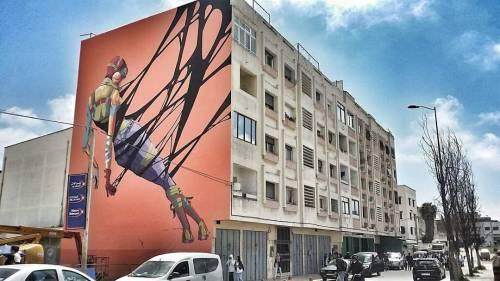 thanjel:  DEIH, Rabat, Morocco. http://eldeih.com