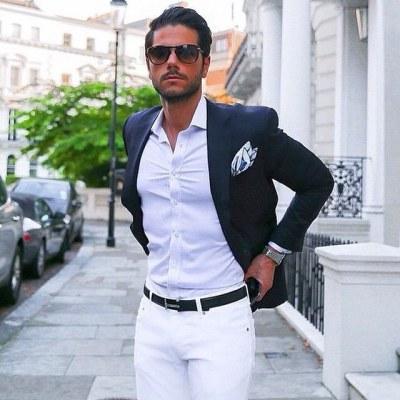 Gentleman Style — Luxury life and luxury style