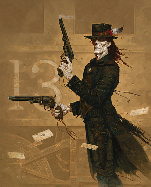 "Deadlands~ ""Fish out of Water"" vintage adventure, free http://www.sepiachord.com/index/deadlands-fish-out-of-water-vintage-adventure-free/"