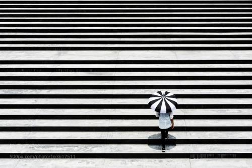 photography-col:  Narrowly Monochromatic © by tsunset