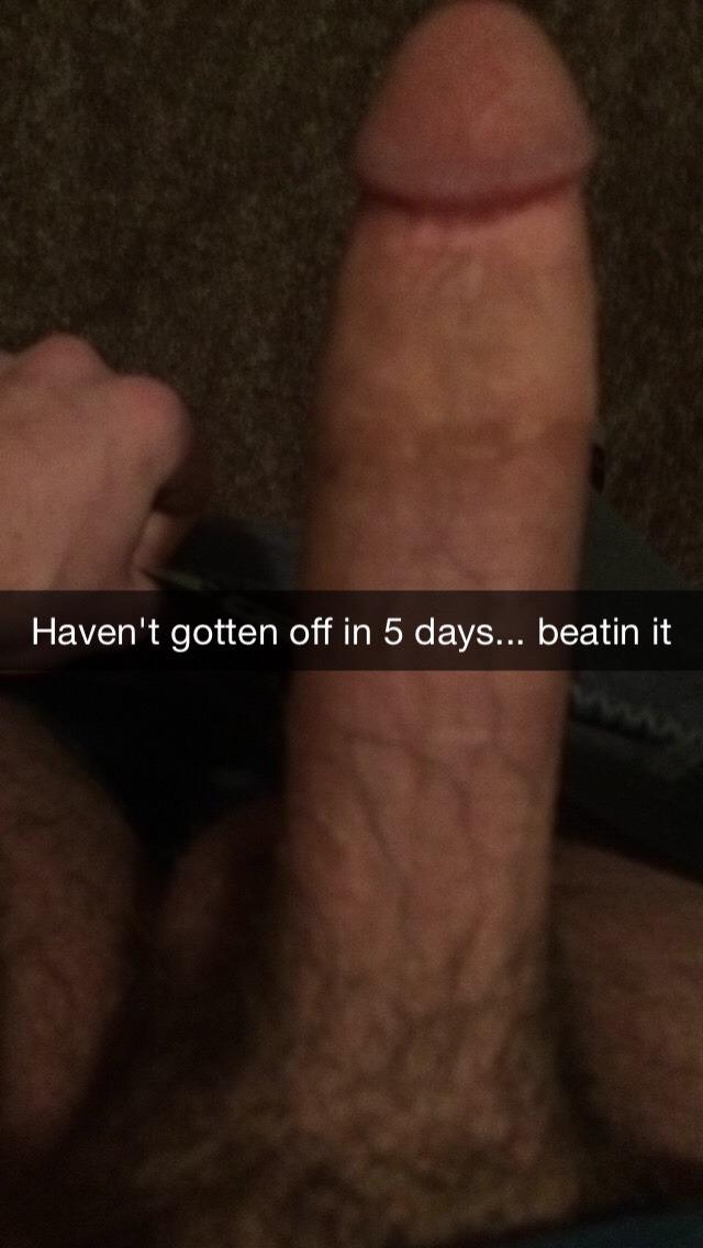 big dick snapchat