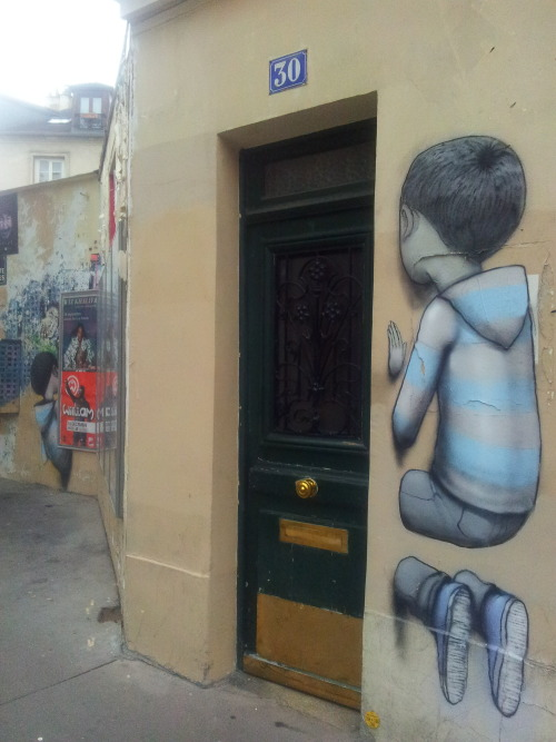 paris-streetart:  - Passage