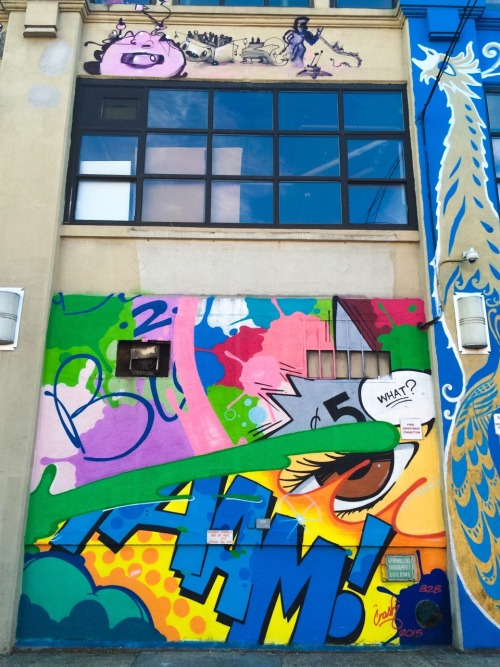 dleone:  Wall Art mural project