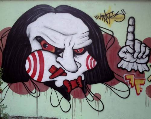 noisemx:  Alex Vint3 - Billy the Puppet (of Saw).