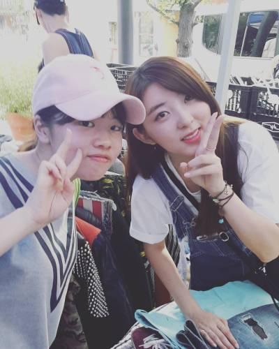 "fuckyeahsohyun: "" 160731 Sohyun at Back To The Market   黃涵鈺 """
