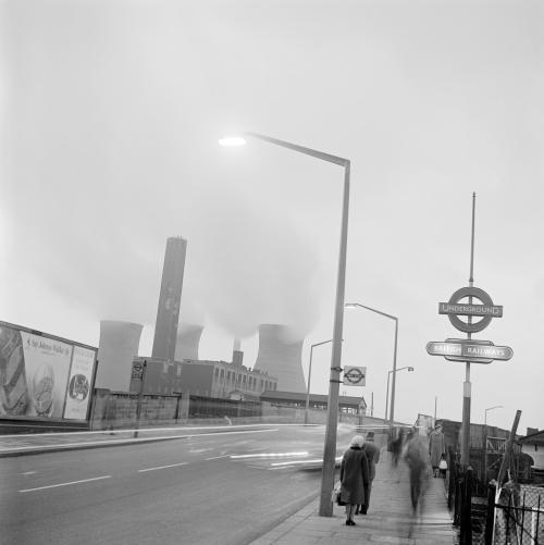 historicenglandarchive:Harlesden Station, 1965