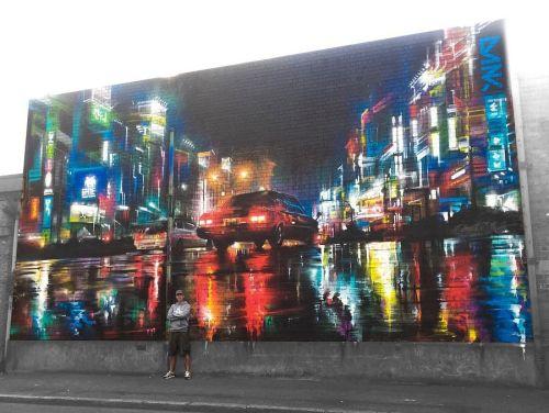 streetartglobal:  Another stunner of a wall from @dankitchener in Belfast. http://globalstreetart.com/dank#globalstreetart #dankitchener #dank #mural #wallart #streetart #streetarteverywhere #belfast #ireland https://www.instagram.com/p/BKlf3NfjNGw/
