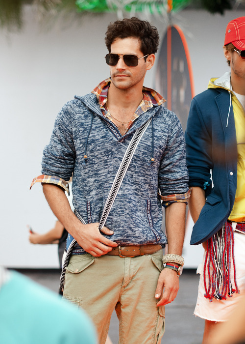 GANT By Michael Bastian S/S 2013 collection.View the entire collection here.