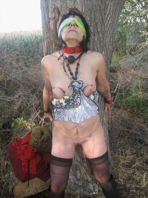 exhibitionist wife trucker