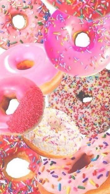 donuts background | Tumblr