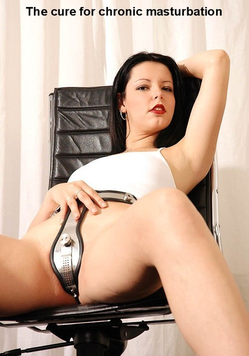 surgical permanent chastity device