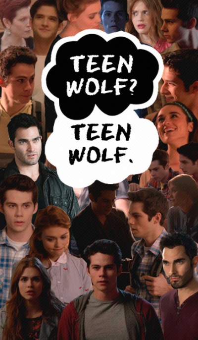 backgrounds teen wolf | Tumblr