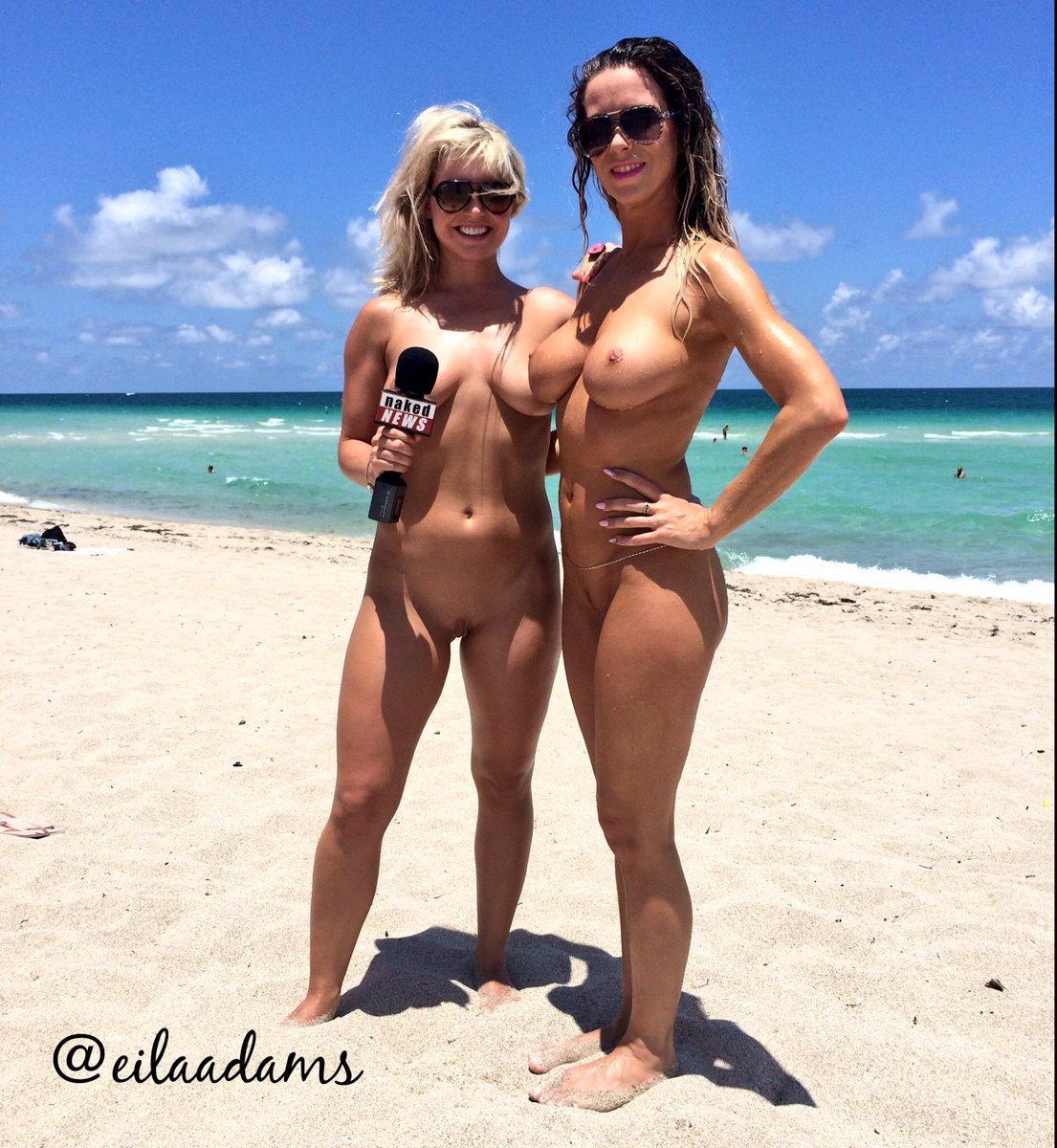 naked news x