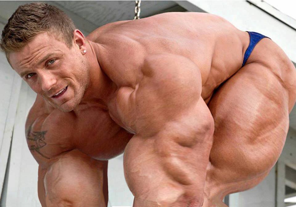 markiplier muscle morph