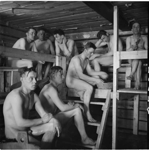 finland sauna facility