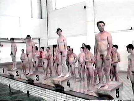 nude swim class