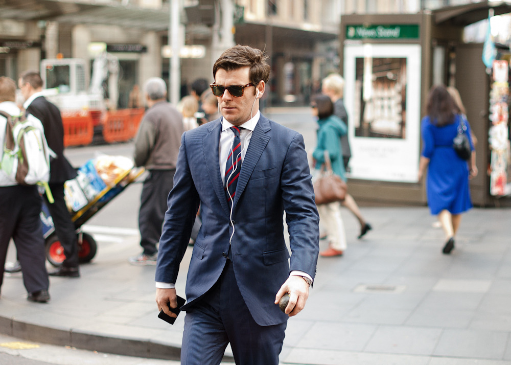 Pinned.Similar look: Caversham Navy Pin Stripe 2 Button Suit Jacket.