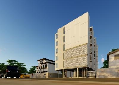 Kooku Habitat Apartment