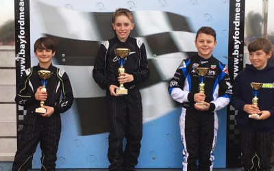 2nd Place at Bayford Meadows
