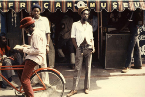 rockersroots-blog:  Gregory Isaacs, photo via The Fader