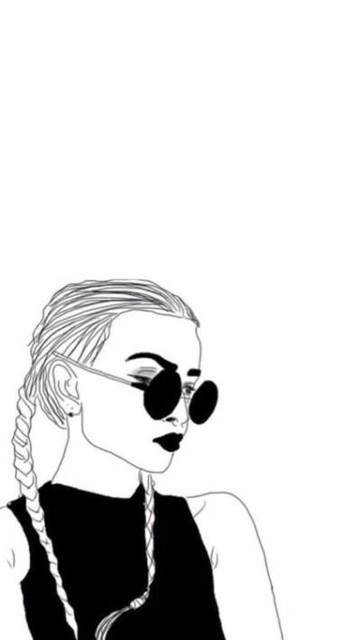 outlines wallpaper | Tumblr