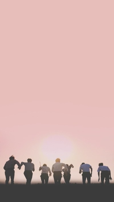 ~Kpop Wallpapers~ — Taehyung Aesthetic Wallpapers (Rose Gold)