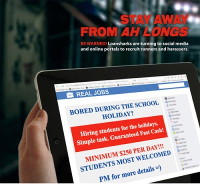 Loan Shark Harassment and how to stop it - Page 169 - www.hardwarezone.com.sg