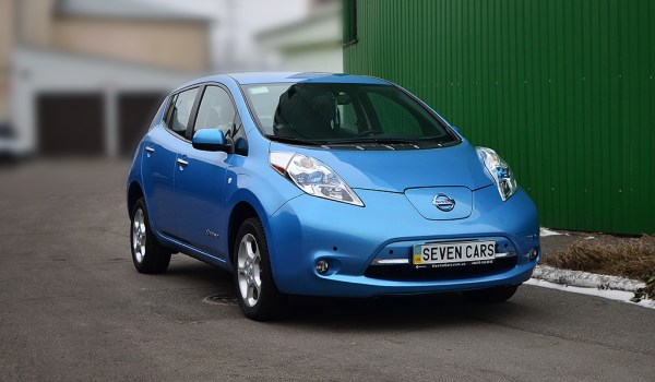 Nissan Leaf SV, Electro 100%