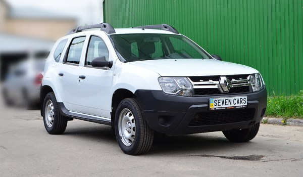 Renault Duster,1.5 Manual, Diesel 4×4