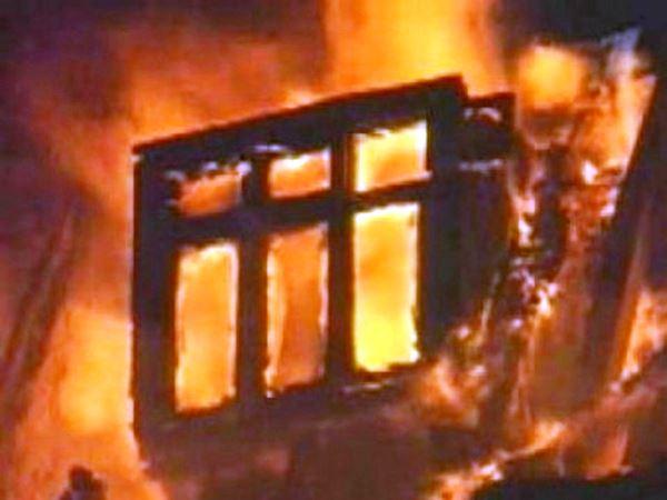 В Печорском районе пожар был предотвращен дружиной добровольцев