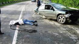 В Хакасии авария отняла жизни пятерых человек